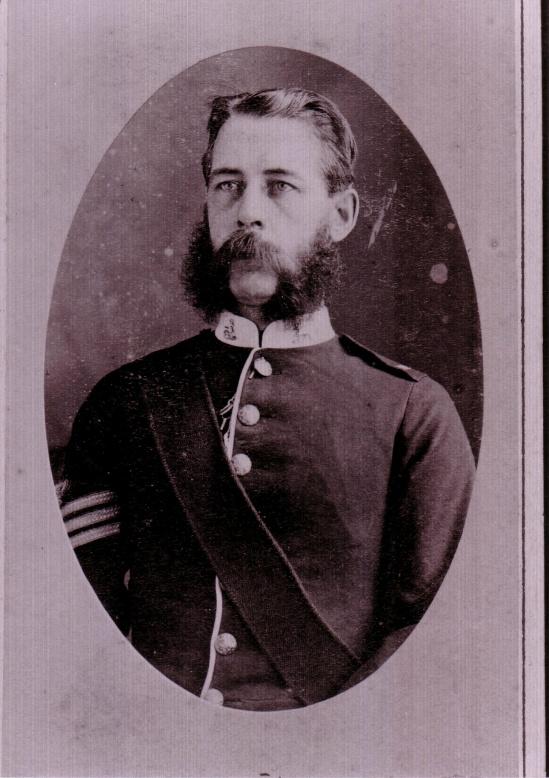 DAVID CARTER BEDFORSHIRE RGT. 16TH FOOT c.1880