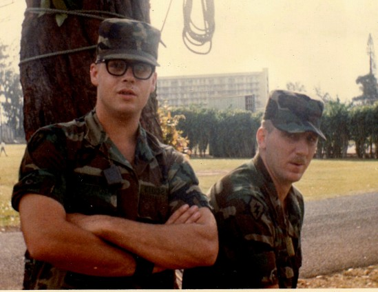 ME&CPL.BALTZEL APR87 1YEAR IN THE ARMY