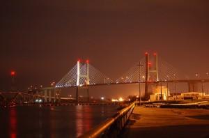 MOBILE RIVER BRIDGE 3-1-07