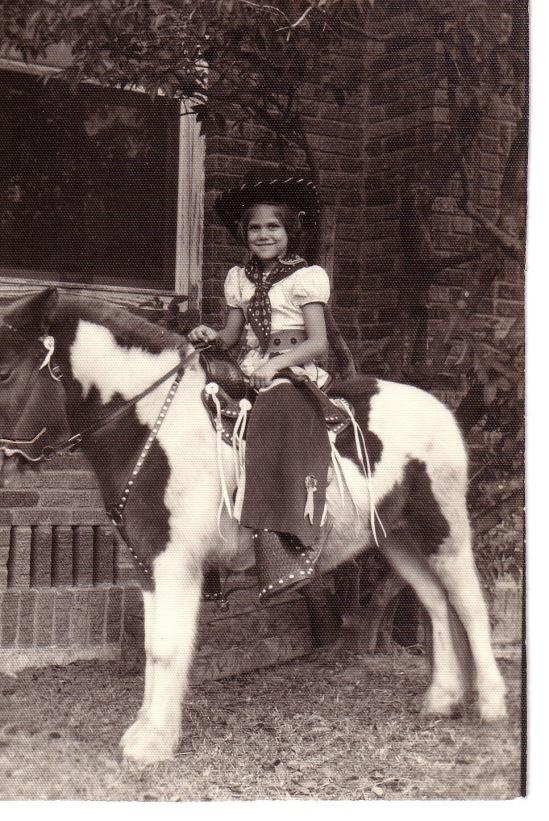 AUNT LINDA 1951