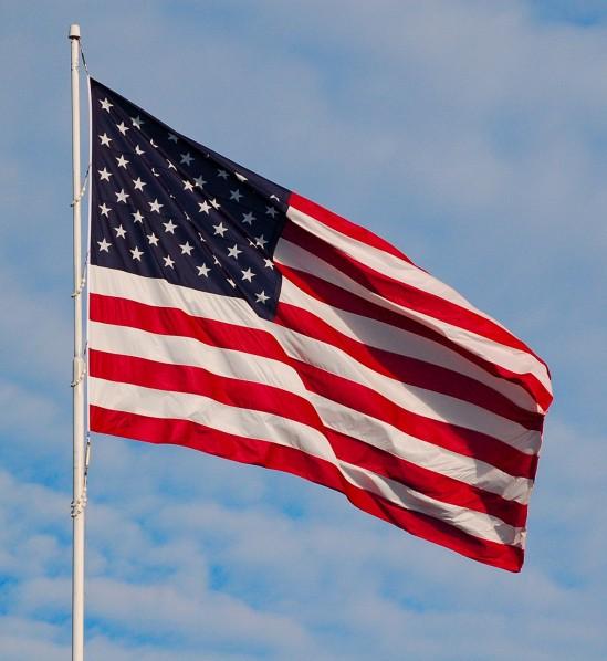 FLAG IN TERRELL TX. 11-14-06