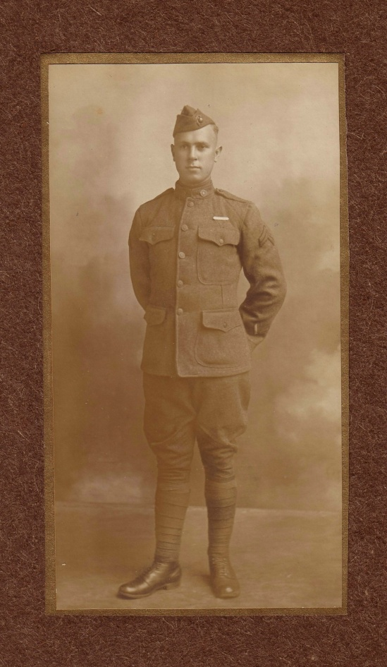 BERNE NORTON USMC 1919